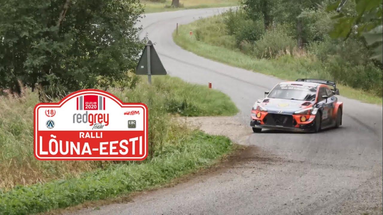 Lõuna-Eesti Ralli 2020 ülevaade, Entskar