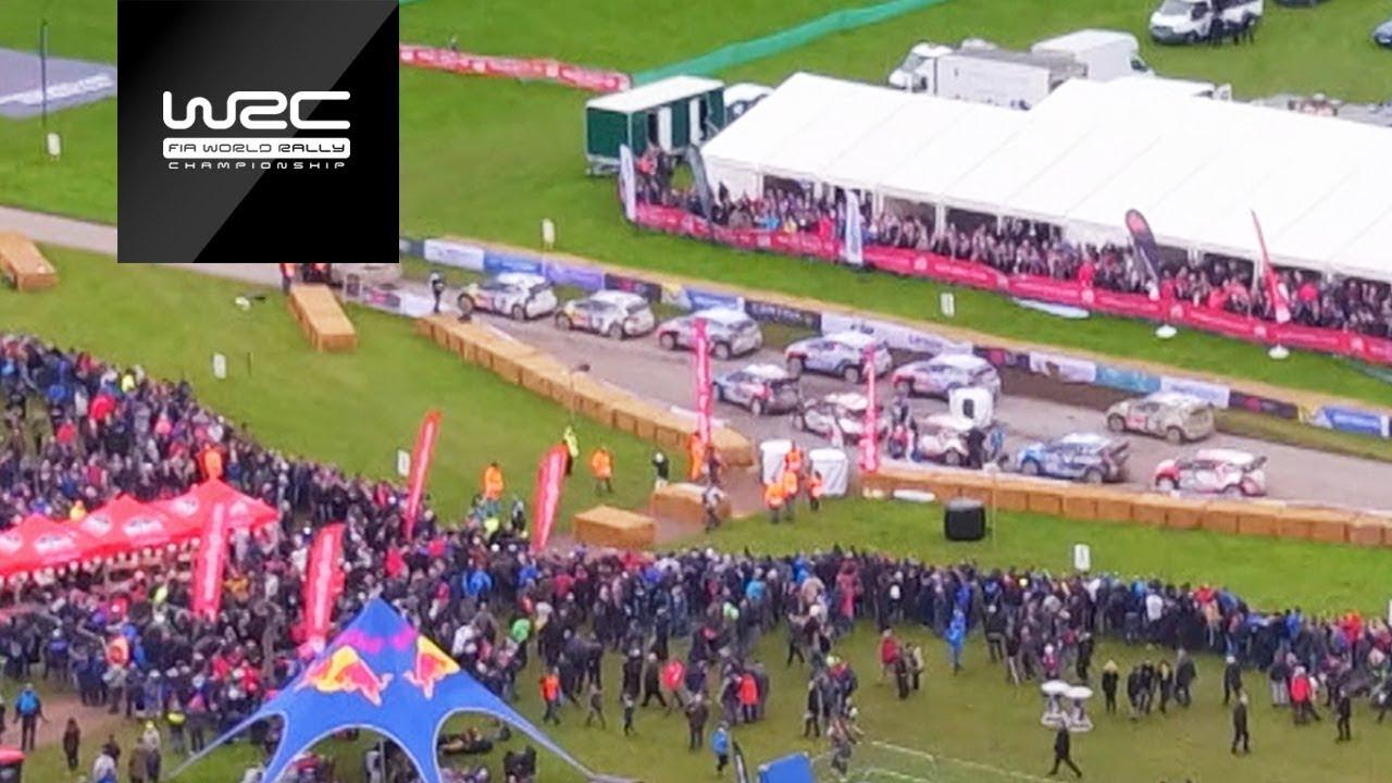 Walesi ralli 2019 - eelvaade, WRC