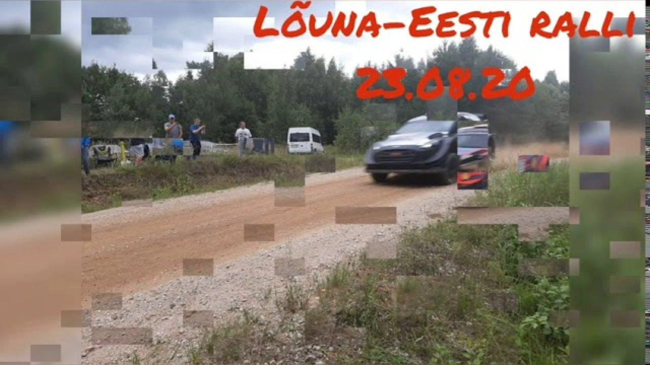 Lõuna-Eesti Ralli 2020 kiiruskatsed