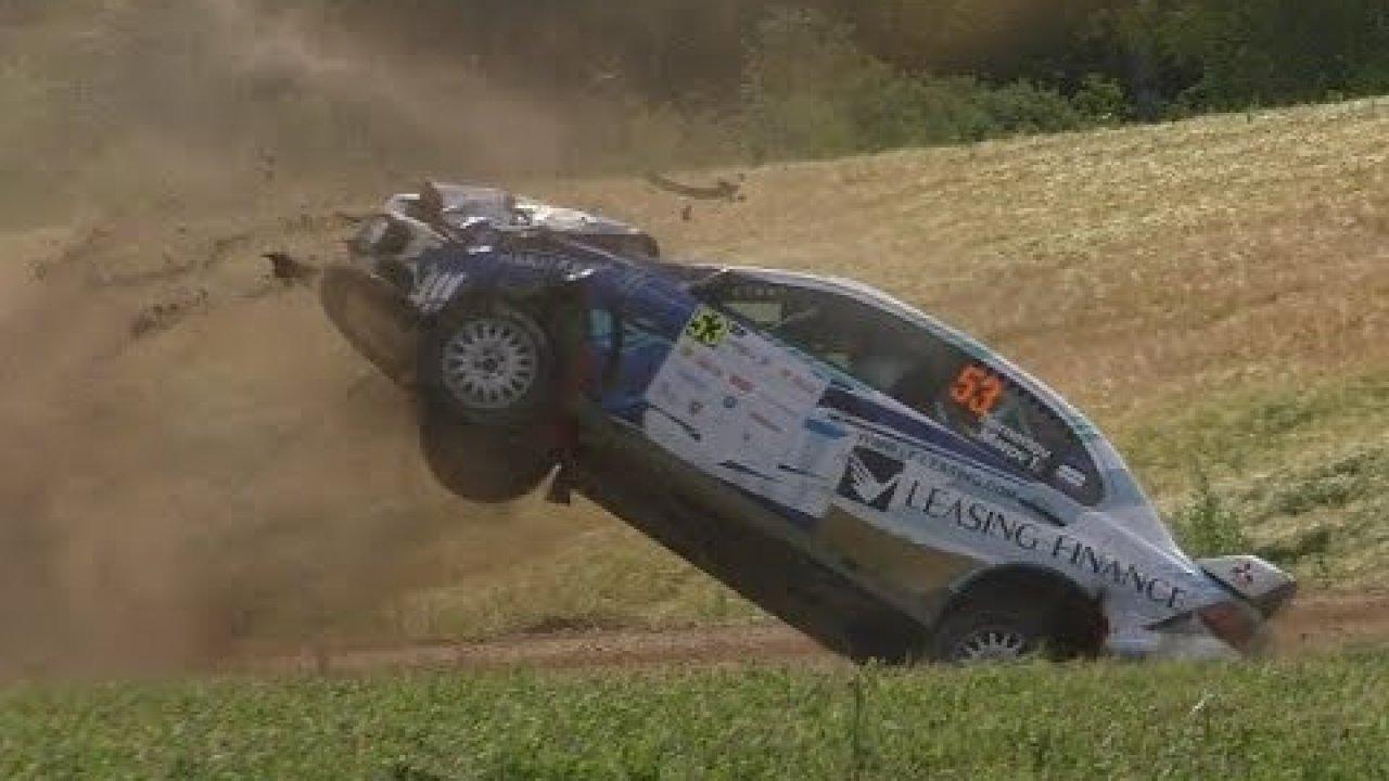 Rally Estonia 2019 - ülevaade, sõiduvead ja väljasõidud, SAXX1979