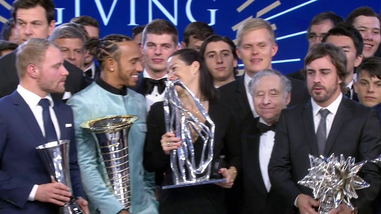 FIA 2019 auhinnatseremoonia järelvaadatavana