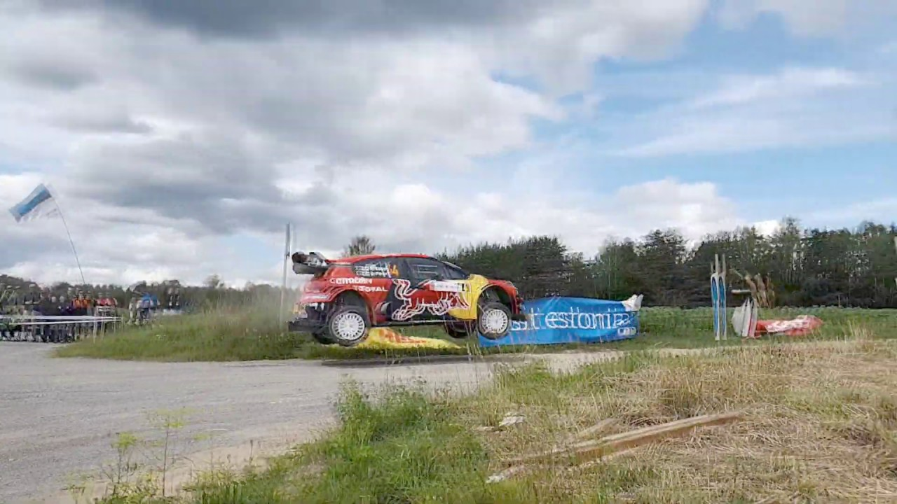 Shell Helix Rally Estonia 2019 shakedown testikatse video