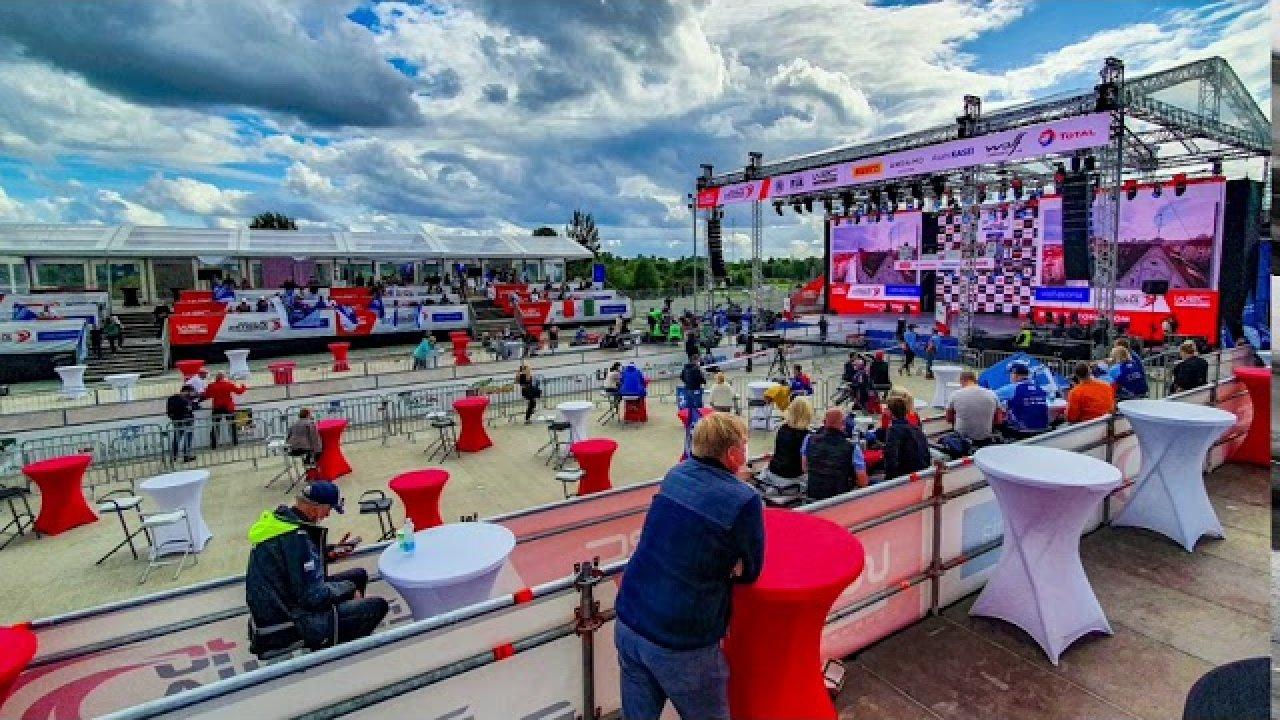Rally Estonia 2020 - killud rallilt koos auhinnapoodiumiga