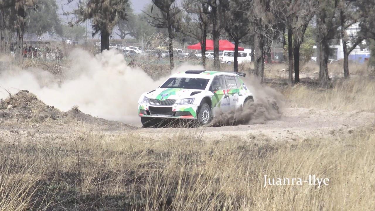 Mehhiko ralli 2019 - rallieelne test