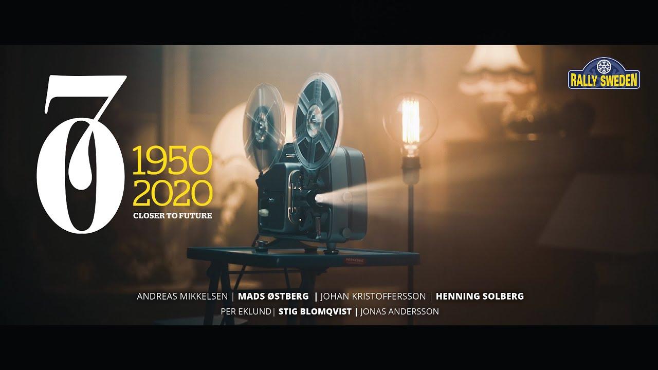 Rootsi ralli 70. juubeli minidokumentaal