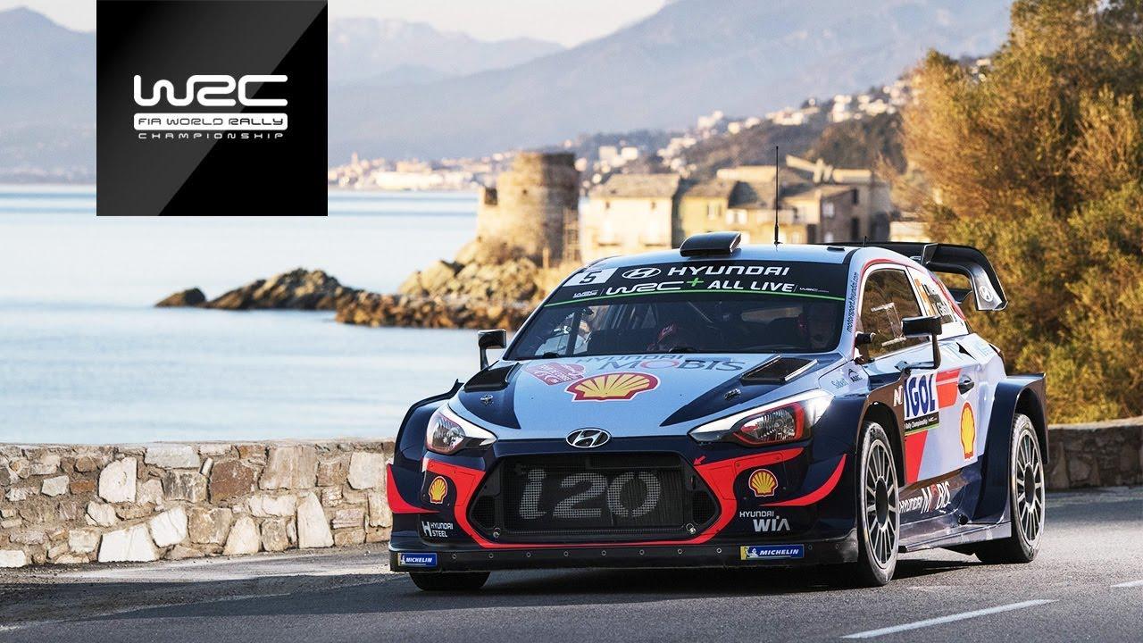 Prantsusmaa ralli 2019 - õrritus, WRC