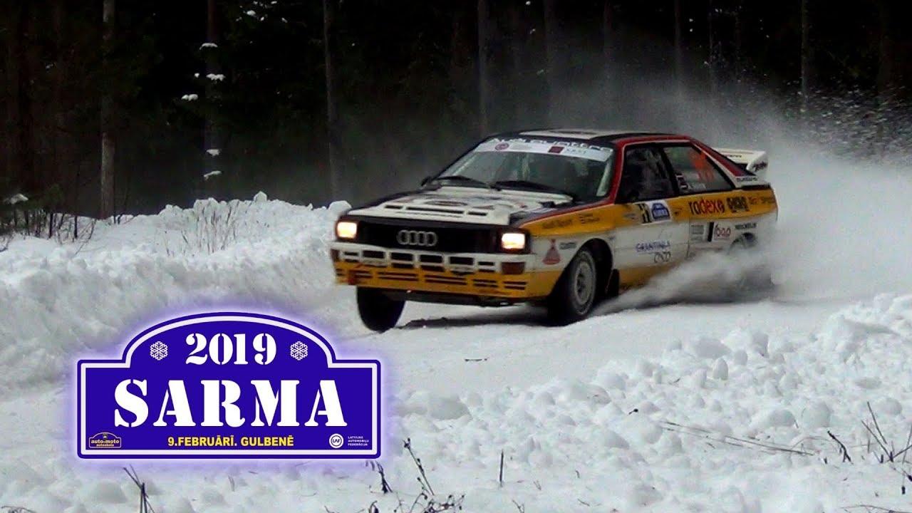 Rally Sarma 2019 - ülevaade, Sandris Zonbergs
