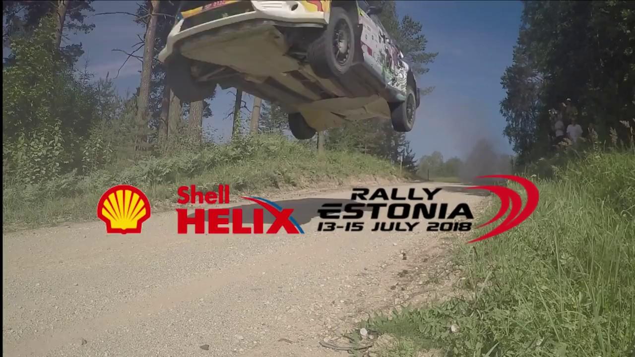 Rally Estonia 2018 - ülevaade, Uldis Vizulis