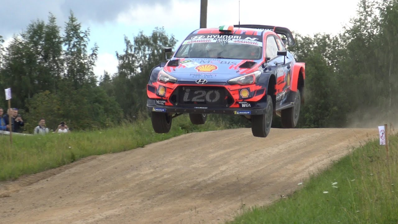Shell Helix Rally Estonia 2019 shakedown testikatse, Peratielle Motorsport Videos
