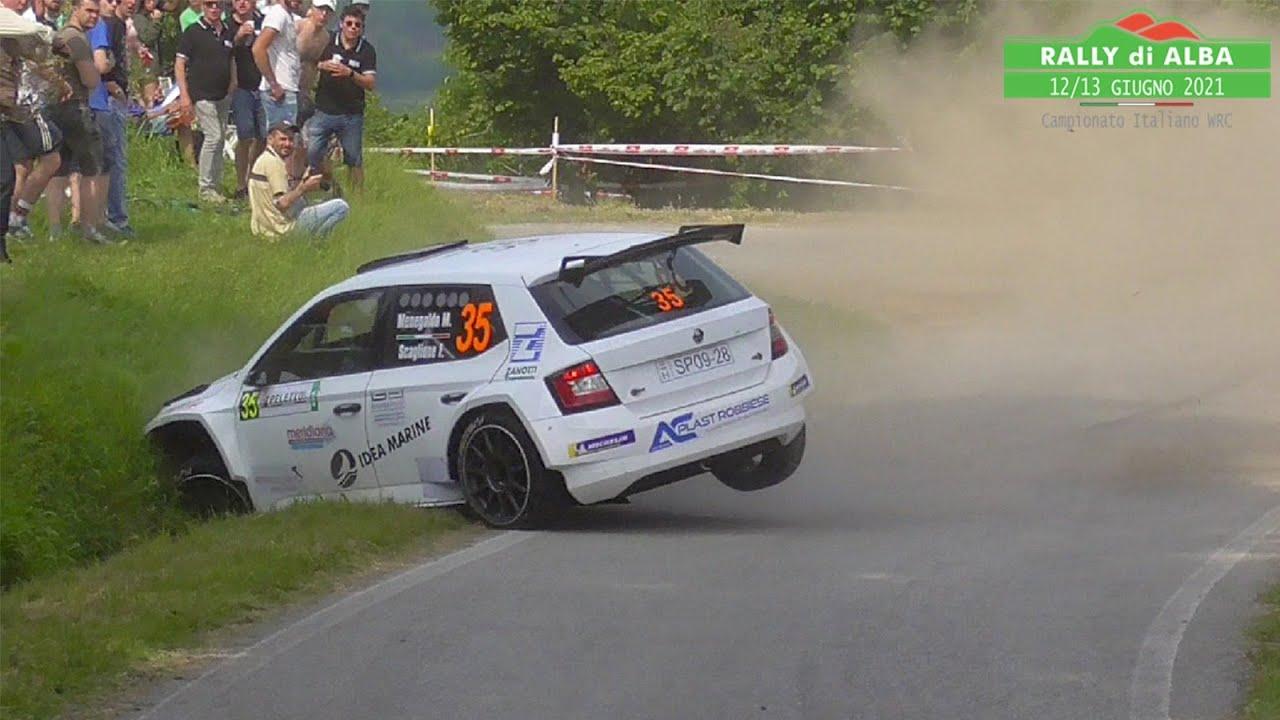 Rally di Alba 2021 shakedown testikatse, TOP Video Rally