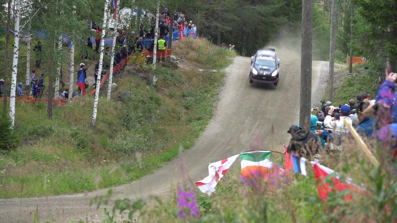 Soome ralli - SS8 Urria, Sport with MARINA