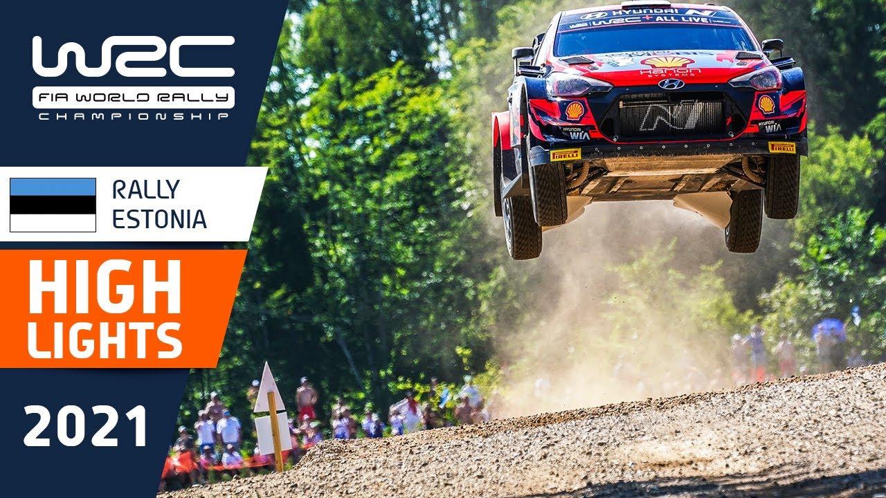 Rally Estonia 2021 kiiruskatsete SS14-SS17 kokkuvõte, WRC