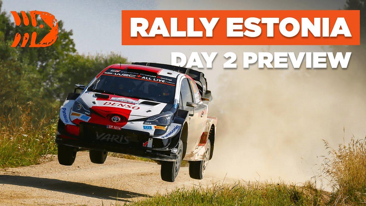 Rally Estonia 2021 teise, reedese võistluspäeva eelvaade, DirtFish