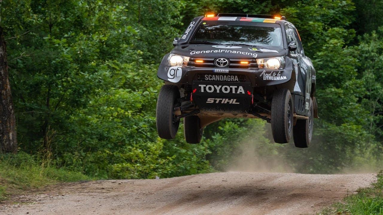Rally Estonia 2019 - ülevaade, Benediktas Vanagas
