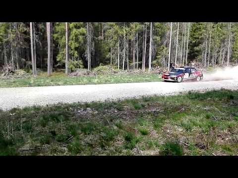 Neste Harju Rally 2017 - 2. päev, 7. kiiruskatse, Ranno Bundsen