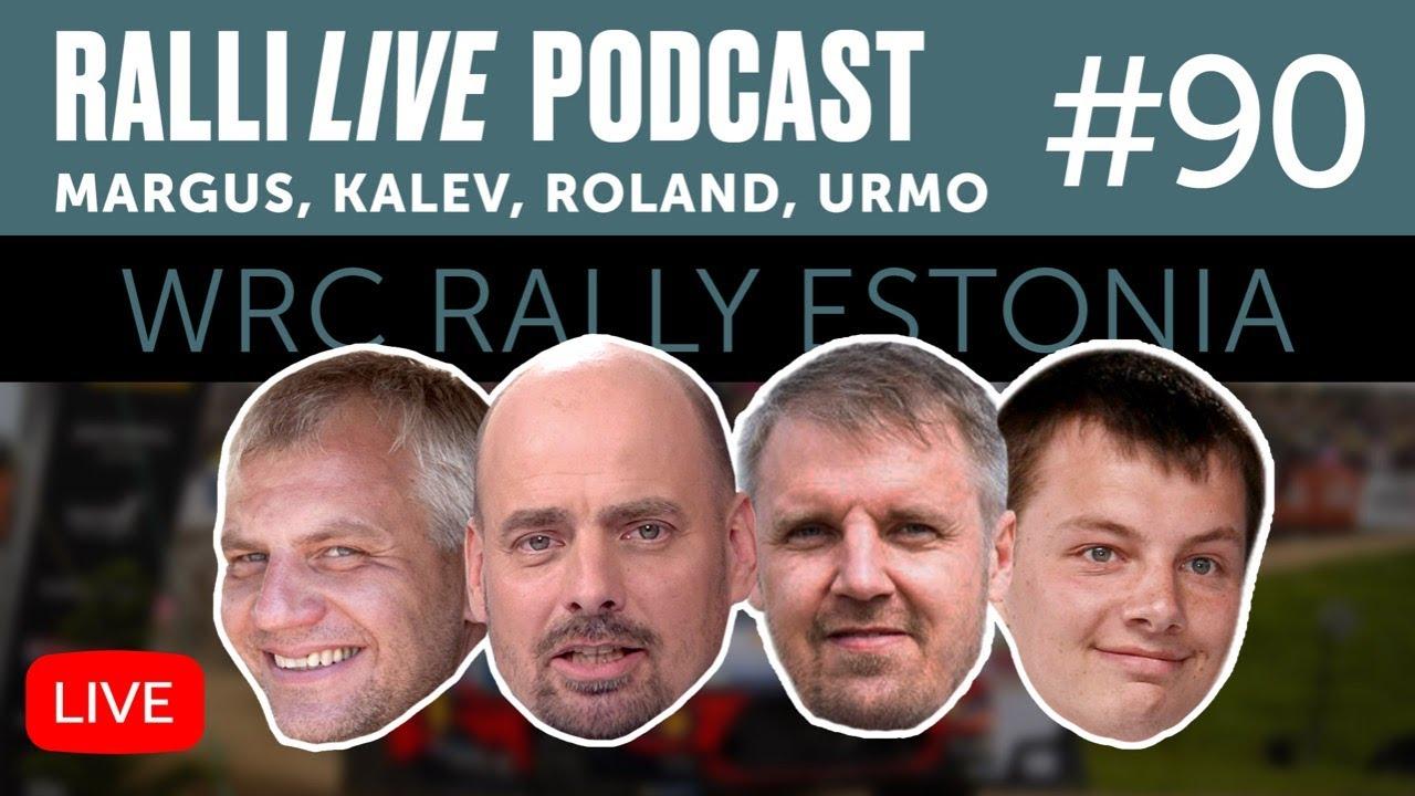 Betsafe Rally Estonia 2021 eelvaade