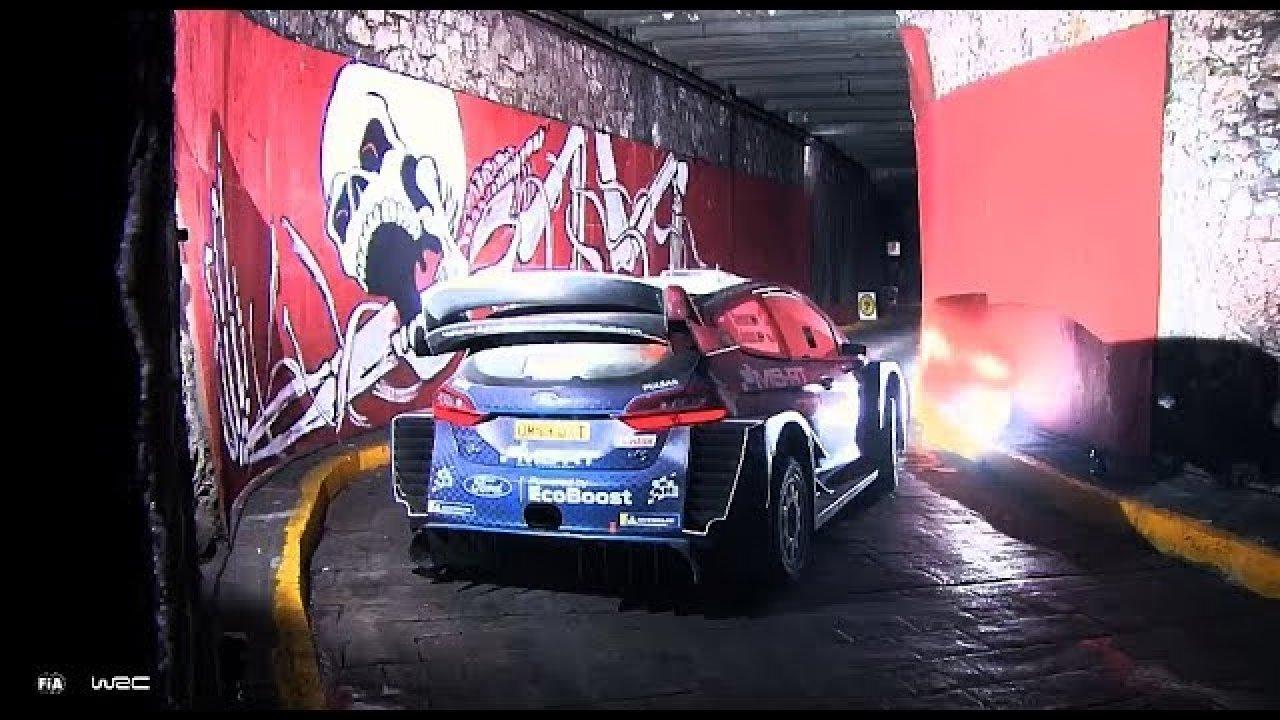 Mehhiko ralli 2019 - 1. päev, M-Sport kõrghetked, WRC