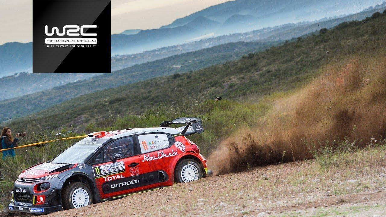 Argentiina ralli 2018 - Shakedown, ülevaade, WRC