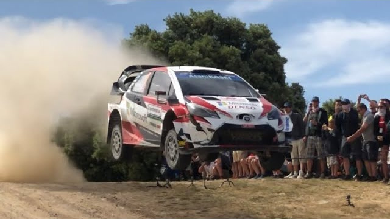 Sardiinia ralli 2019 kõva andmine, Rally Toscana