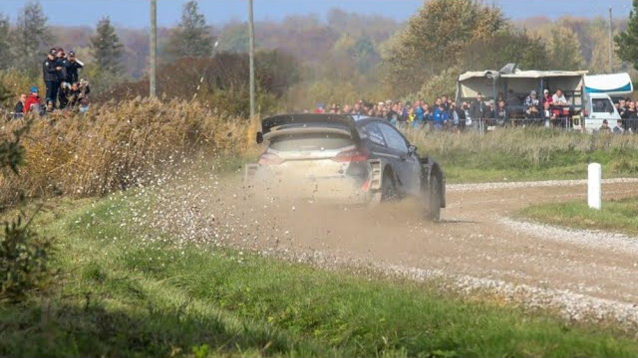 Saaremaa Rally 2019 - kõva kihutamine, äpardused ja vead