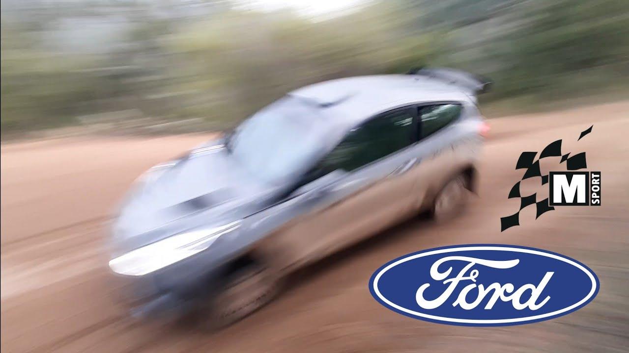 Ford Fiesta Rally3 test Sardiinias