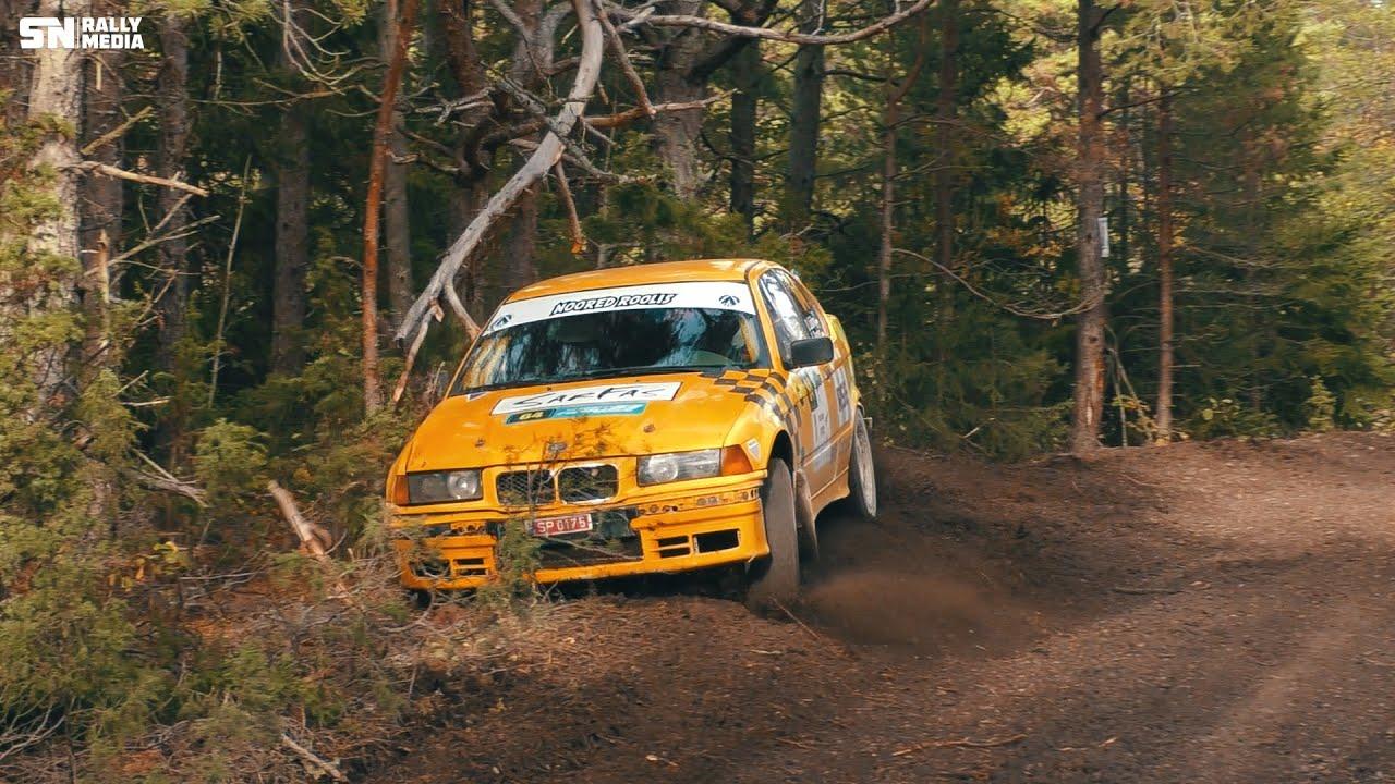 Saaremaa Rally õnnetused, napikad ja momendid, Sander Nurm RallyMedia