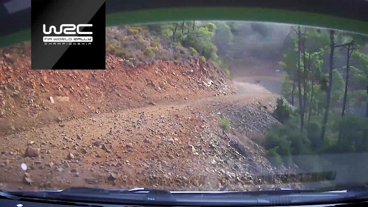 Türgi ralli 2018 - testikatse, Latvala pardakaamera, FIA