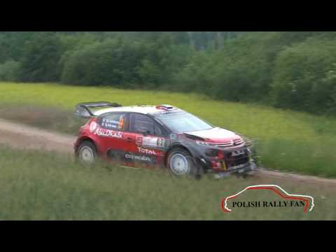 Poola rall 2017 - shakedown testikatse, Polish Rally Fan