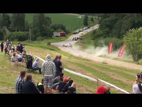 auto24 Rally Estonia 2016 - valik kiiruskatseid