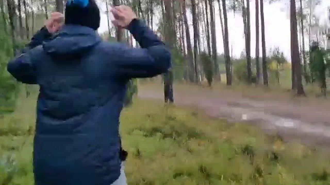 Saaremaa Rally 2019 - SS5, Torni katkestamisega lõppenud väljasõit