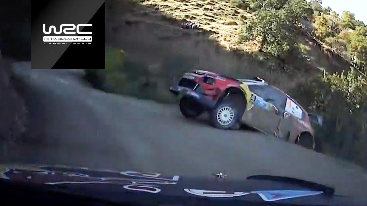 Mehhiko ralli 2019 - SS8 - SS12, kokkuvõte, WRC