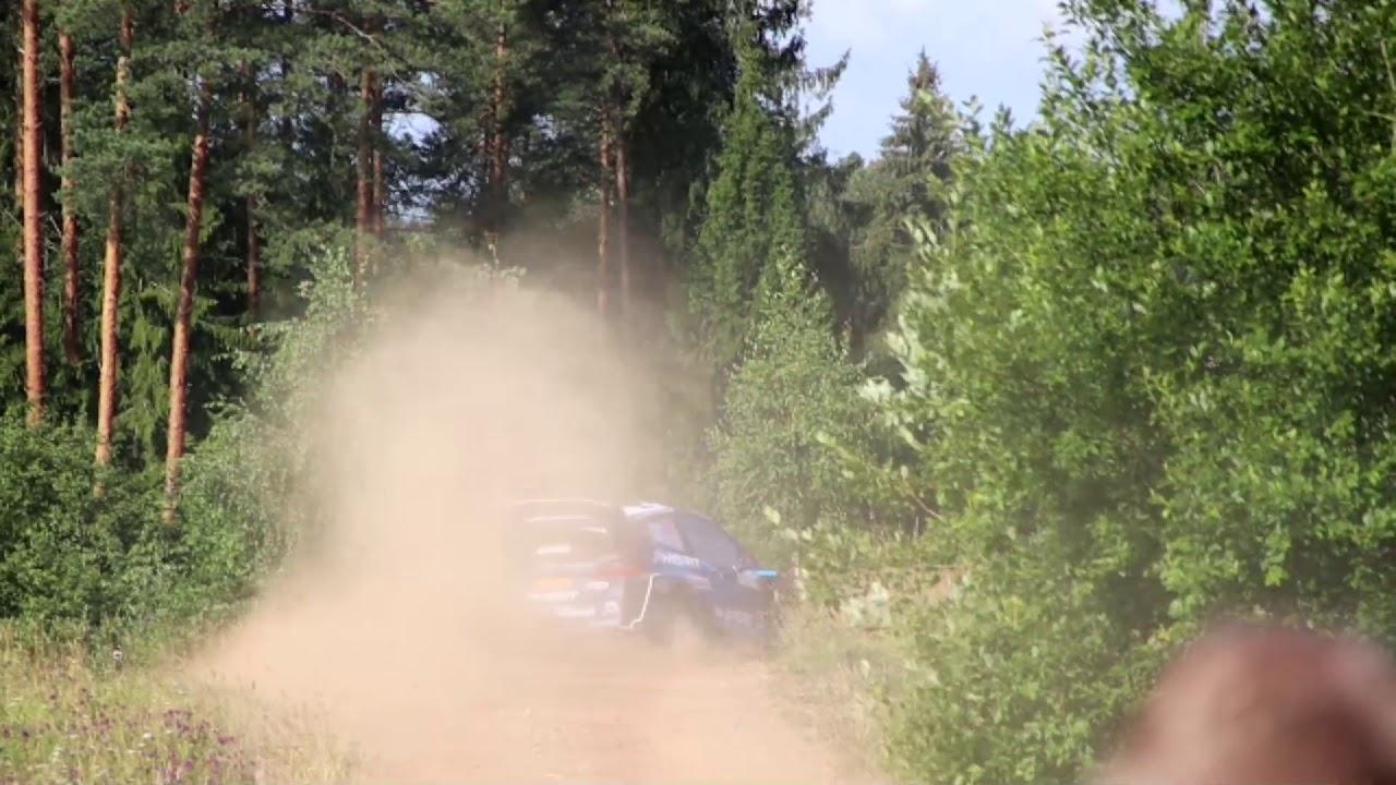 Rally Estonia 2019 esimene kiiruskatse, Alari Jüriöö