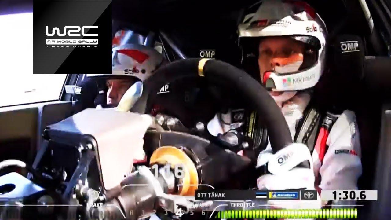 Prantsusmaa ralli 2019 - testikatse, otseülekanne järelvaadatavana, WRC