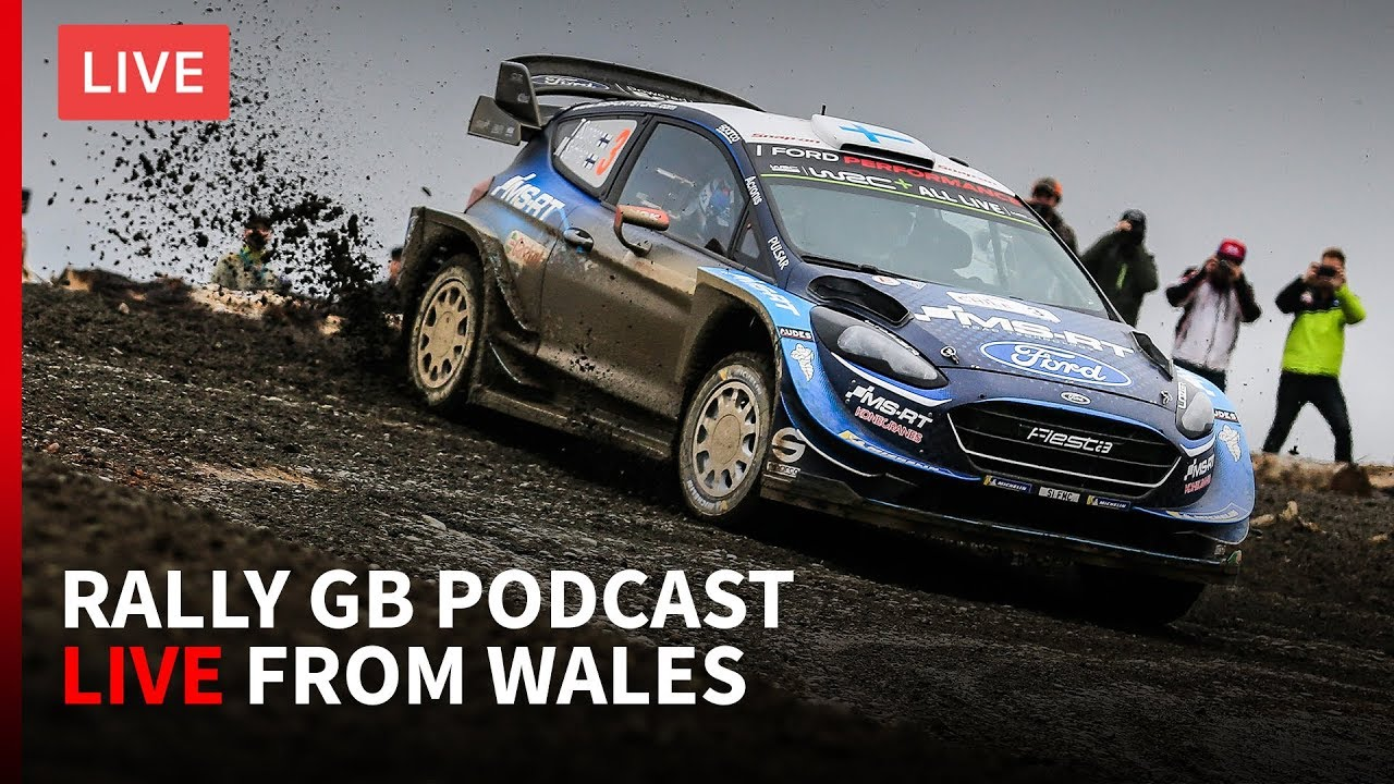 Walesi ralli 2019 - Autosport podcast