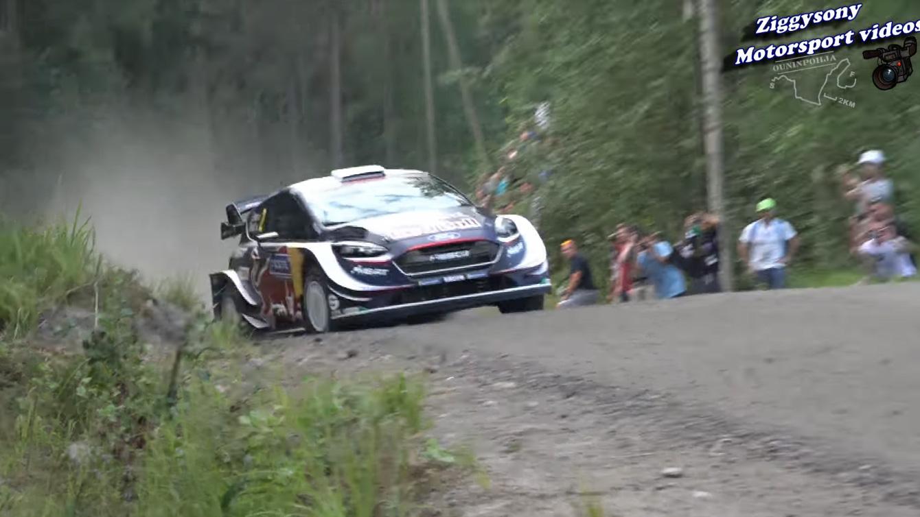 Soome ralli 2018 - testikatse, Ziggysony Motorsport videos