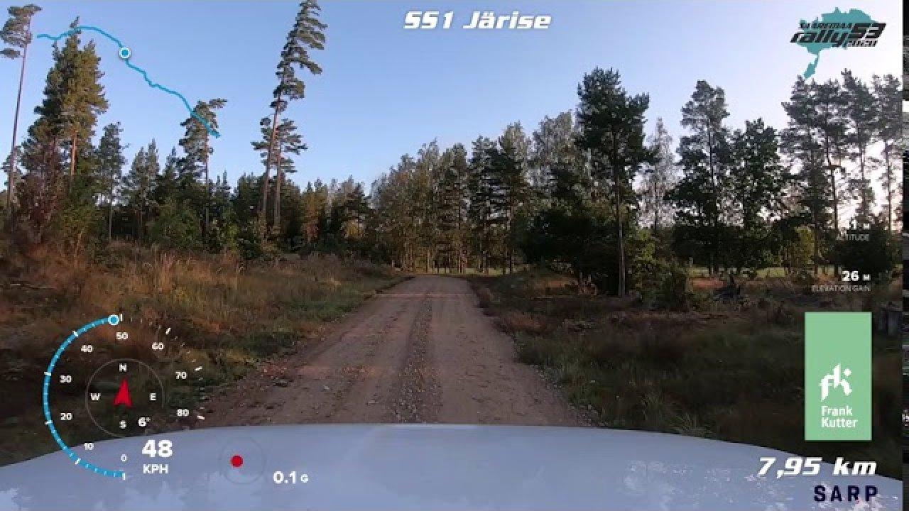 Saaremaa Rally 2020 SS1 kiiruskatse