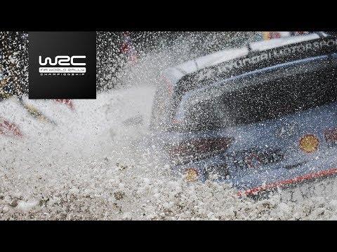 Rootsi ralli 2018 - ülevaade, kiiruskatsed 5 - 8, WRC