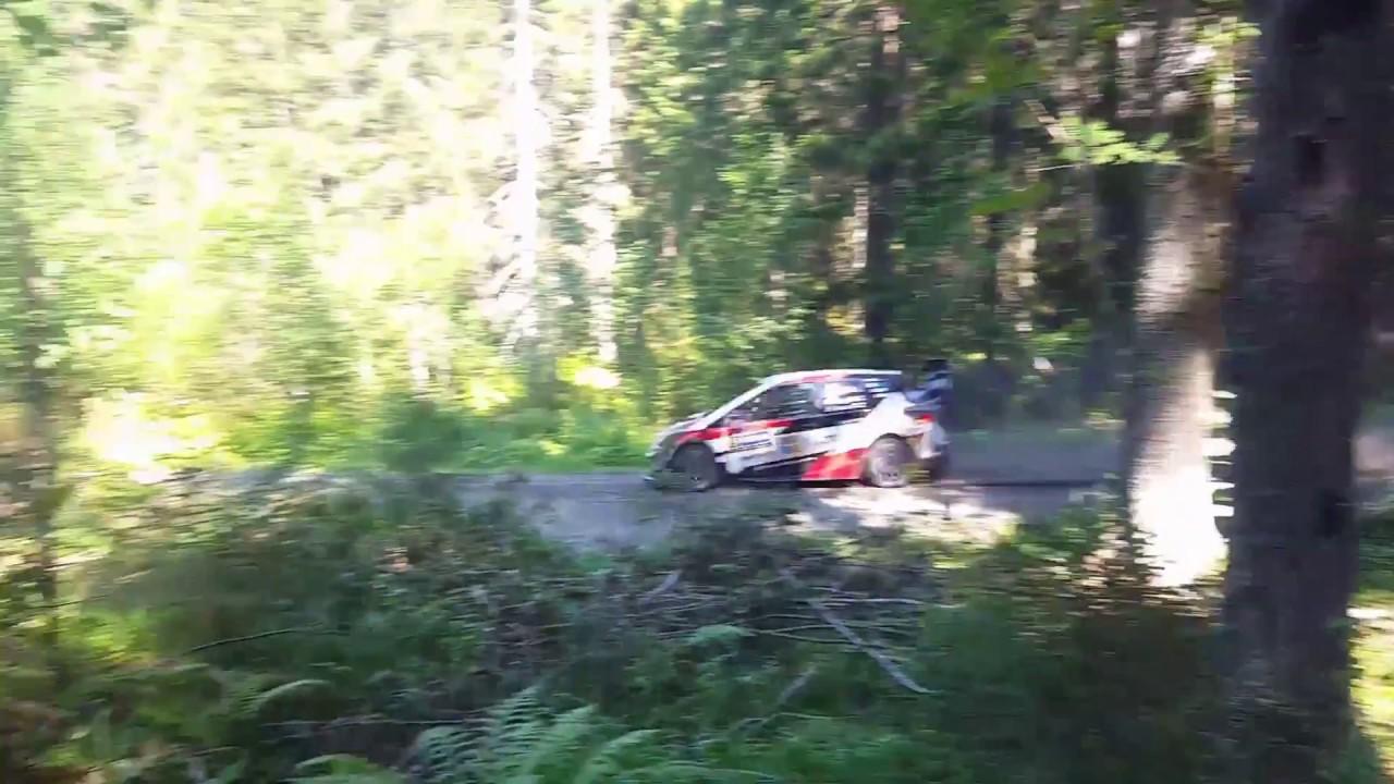 Soome ralli 2018 - SS15, Santeri Paavola