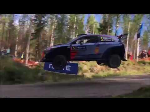 Soome ralli 2017 - SS3 ja SS4