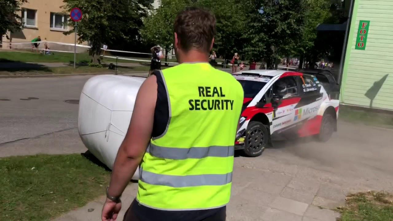 Rally Estonia 2018 - 2. päev, ülevaade, Rando Kleimann