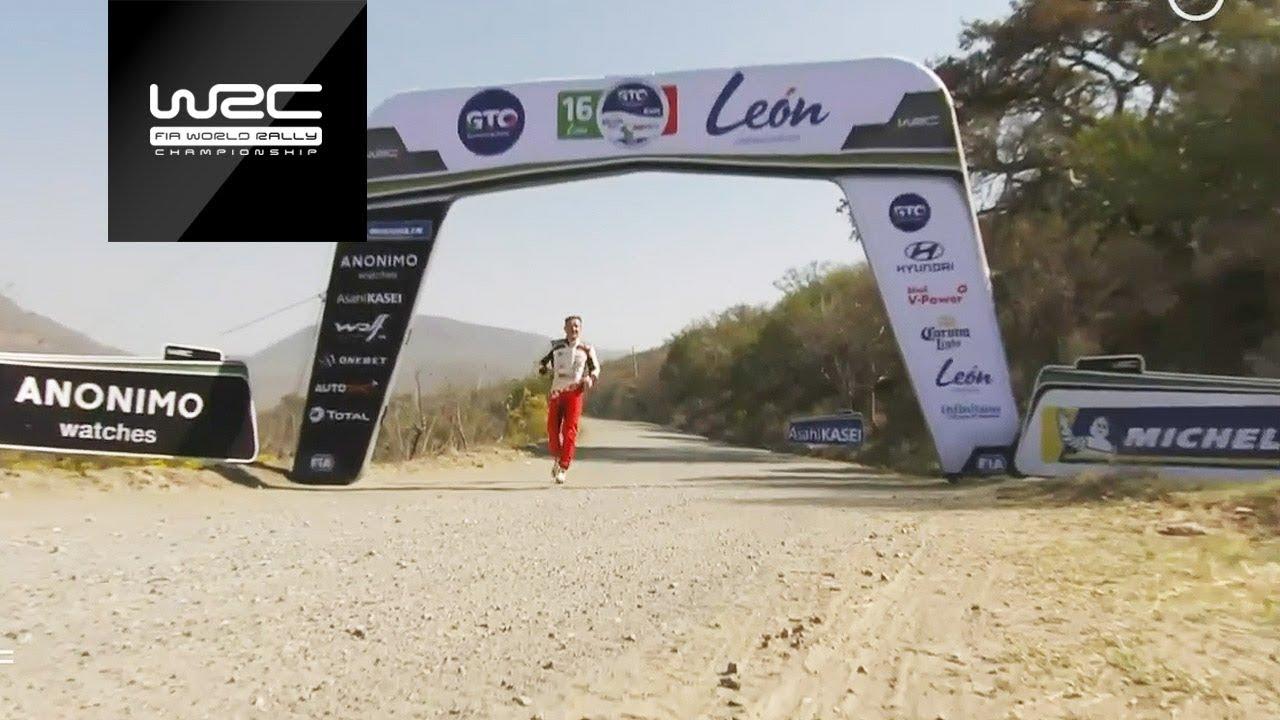 Mehhiko ralli 2019 - testikatse, otseülekanne järelvaadatavana, WRC