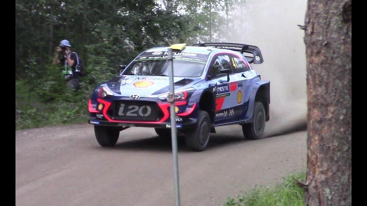 Soome ralli 2018 - testikatse, MIL Rallyvids
