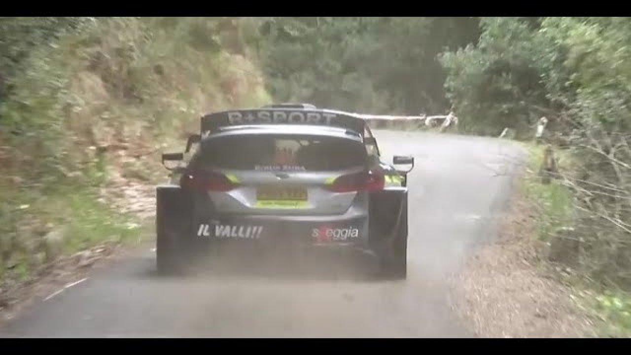 Rallye Sanremo 2021 shakedown testikatse, RivieraRallynet