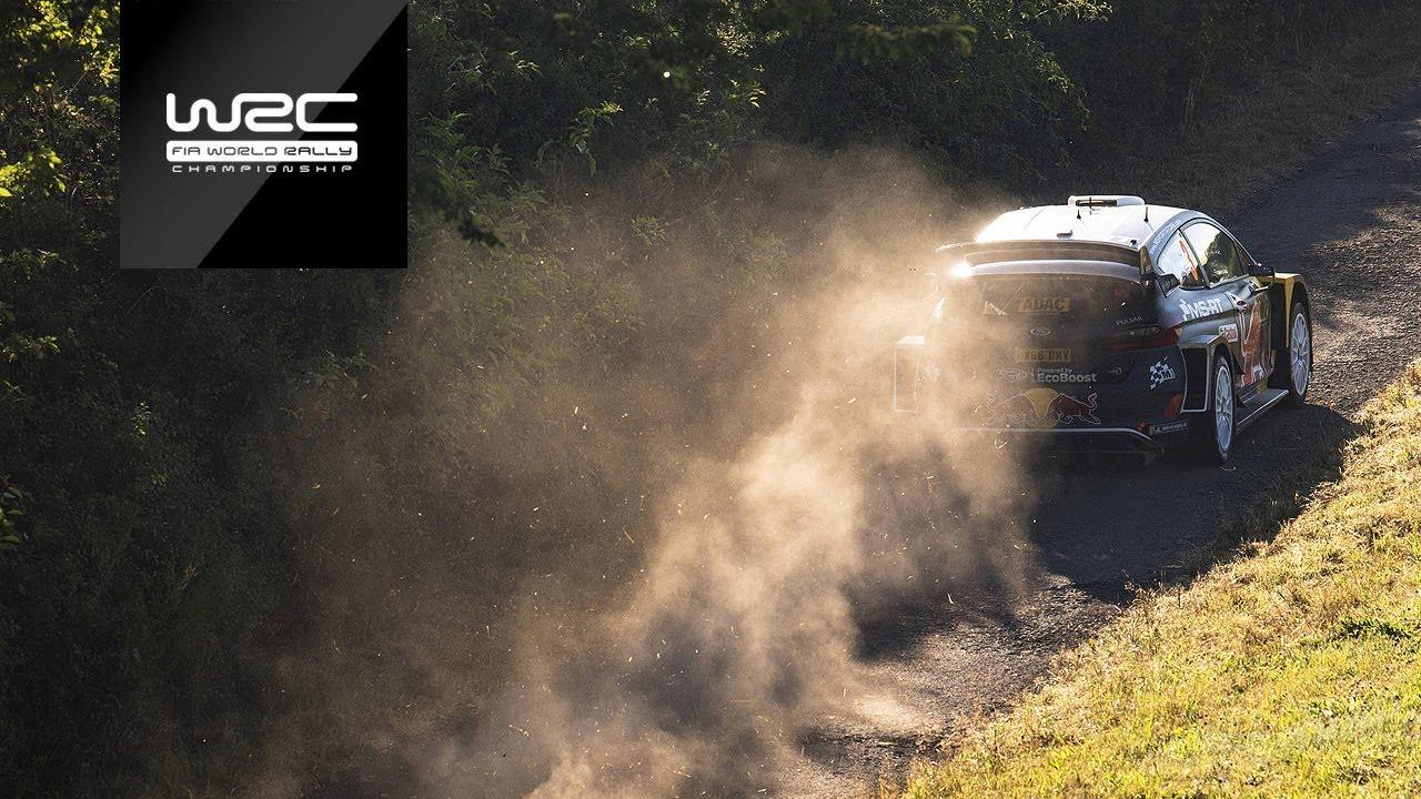 Saksamaa GP 2018 - SS1 - SS4, ülevaade, FIA