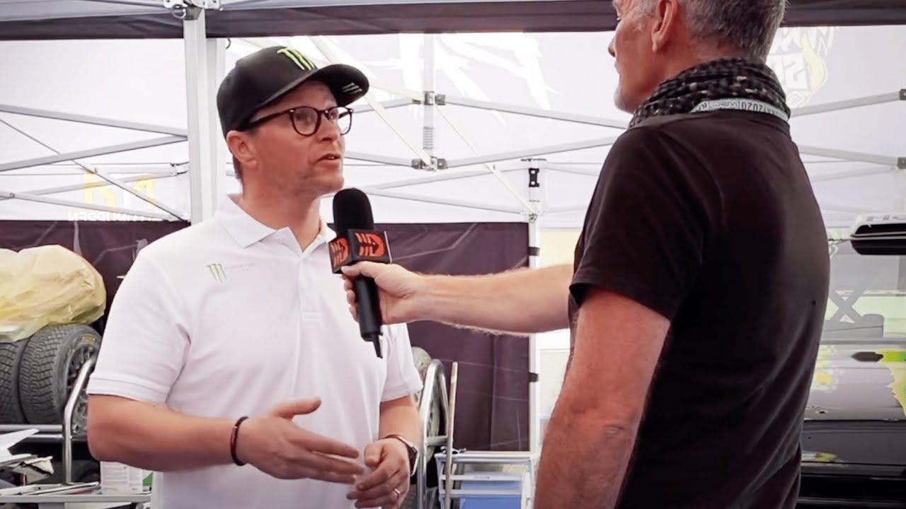 Petter Solberg räägib poja, Oliver Solbergi tegemistest Mehhiko rallil
