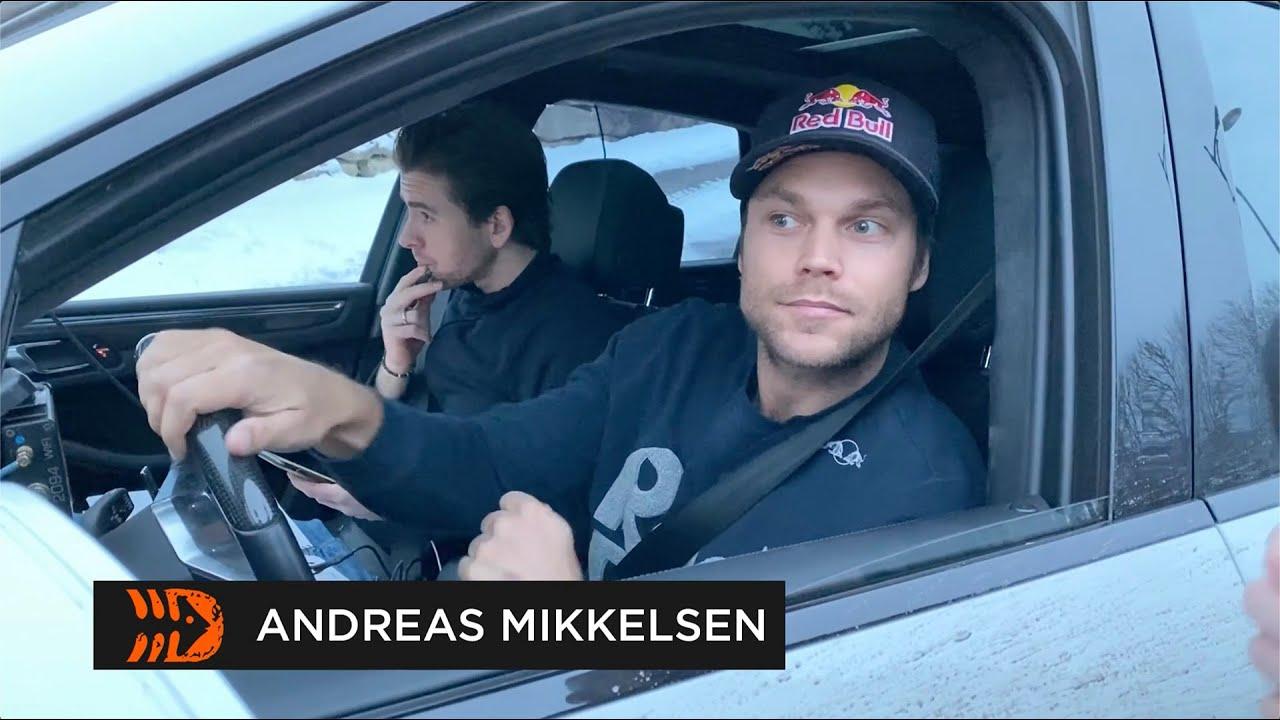 Colin Clarki intervjuu Andreas Mikkelsen-i ja Ole Christian Veiby-ga