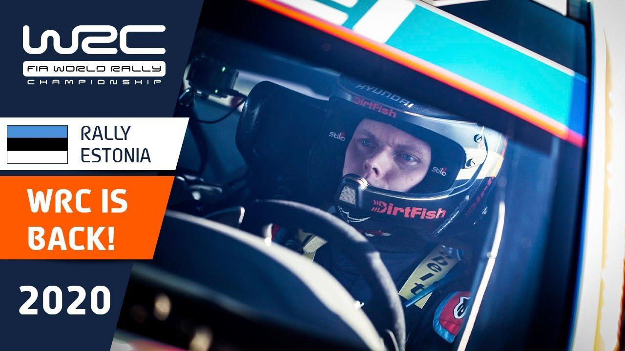 WRC sari on tagasi Rally Estoniaga!