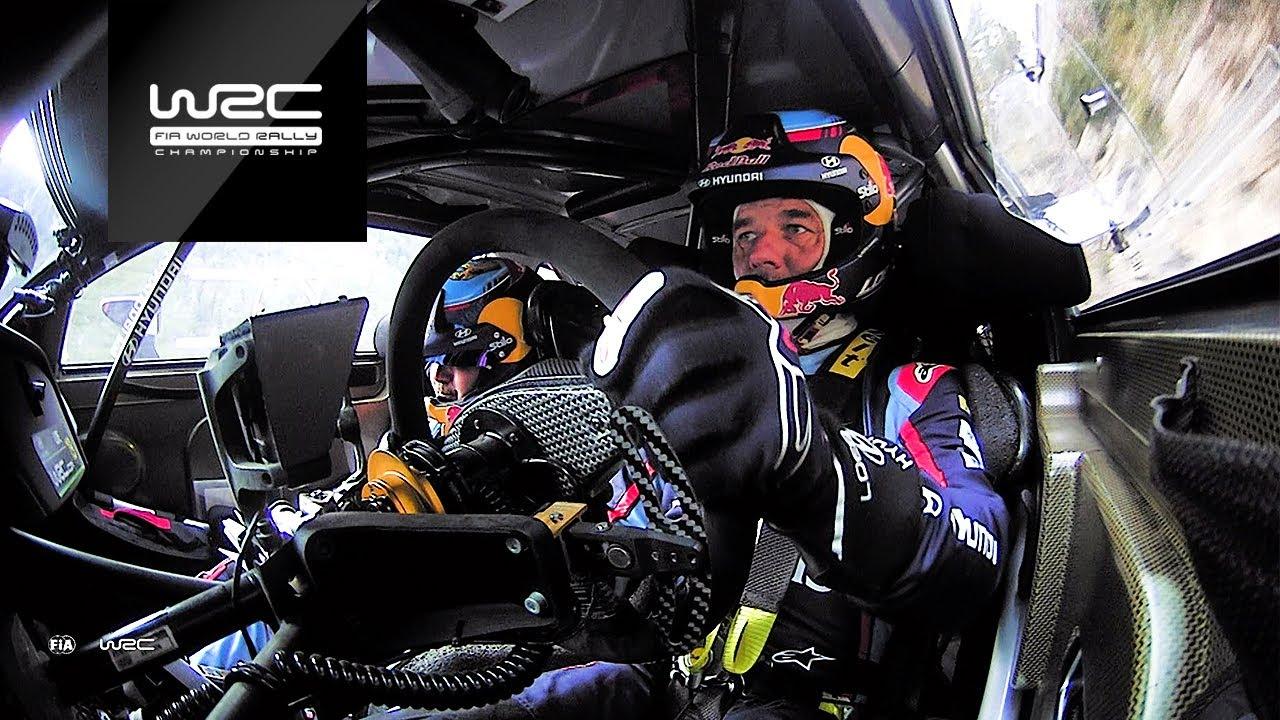 Monte Carlo ralli 2020 - eelvaade, WRC