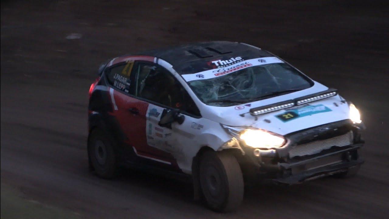 Saaremaa Rally 2020 1. päev