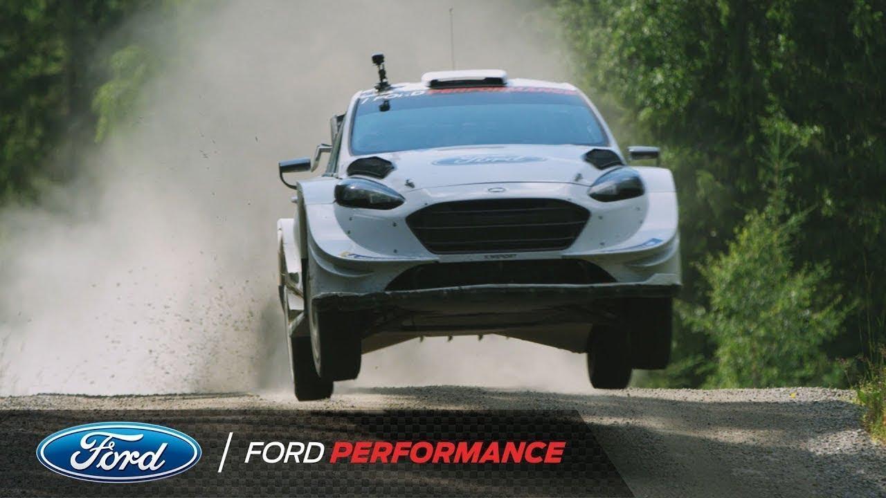 Soome ralli 2018 - eelvaade, Ford